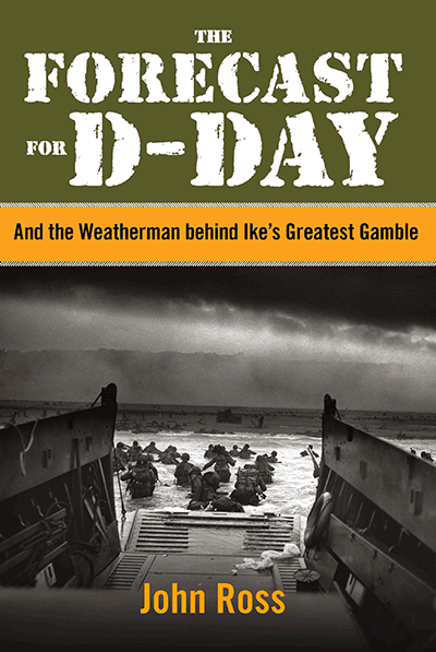 The Forecast for D-Day book cover